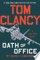 Tom Clancy Oath of Office Book