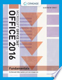 Illustrated Microsoft Office 365 & Office 2016: Fundamentals