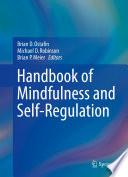 Handbook of Mindfulness and Self Regulation