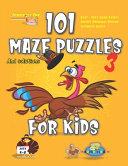 101 Maze Puzzles 3