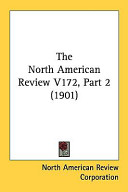 The North American Review V172  Part 2  1901