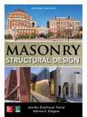 Masonry Structural Design  Second Edition