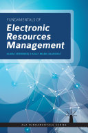 Pdf Fundamentals of Electronic Resources Management