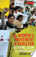 The Women S Movement In Pakistan