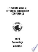 Proceedings - Offshore Technology Conference