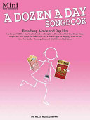 A Dozen a Day Songbook