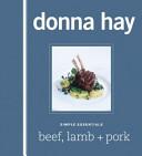 Beef  Lamb and Pork