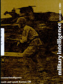 Military Intelligence Book