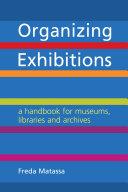 Organizing Exhibitions