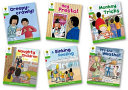 Books - Biff, Chip and Kipper � Patterned Stories Level 2 Mixed Pack of 6 | ISBN 9780198481515