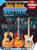 Rhythm Guitar Lessons for Beginners Book