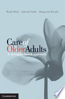 Care Of Older Adults