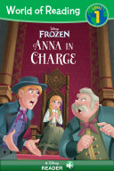 World of Reading Frozen  Anna in Charge