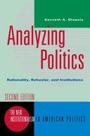 Analyzing Politics