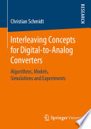 Interleaving Concepts for Digital to Analog Converters