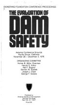The Evaluation of Dam Safety