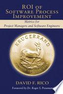 ROI of Software Process Improvement