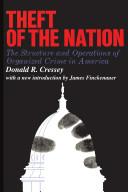 Theft of the Nation [Pdf/ePub] eBook