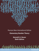 Elementary Number Theory  Pearson New International Edition