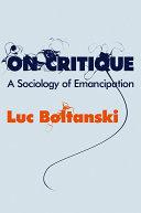 On Critique [Pdf/ePub] eBook