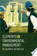 Elements of Environmental Management
