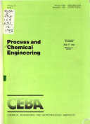 Process and Chemical Engineering Book