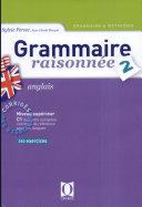 Grammaire raisonnée 2 - Anglais - Corrigés des exercices ebook