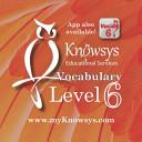 Knowsys Vocab Flashcards Level 6