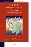 The Holy Roman Empire, 1495-1806: A European Perspective