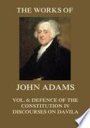 The Works of John Adams Vol. 6