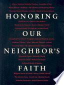 Honoring Our Neighbor's Faith