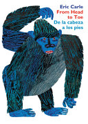 From Head to Toe/de la Cabeza a Los Pies Board Book