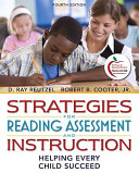 Strategies for Reading Assessment and Instruction