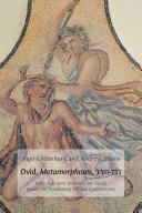 Pdf Ovid, Metamorphoses, 3.511-733 Telecharger