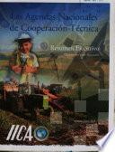 Las Agendas Nacionales de Cooperacion Tecnica