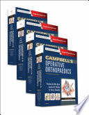 Campbell S Operative Orthopaedics Book PDF
