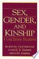 Sex, Gender, and Kinship