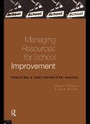 Managing Resources for School Improvement