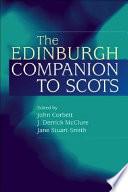 The Edinburgh Companion to Scots