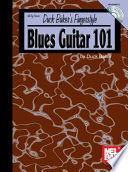 Duck Baker's Fingerstyle Blues Guitar 101