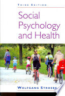 Social Psychology And Health