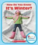 How Do You Know It s Winter