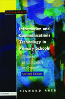 Information and Communications Technology in Primary Schools  Second Edition