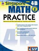 Singapore Math Practice  Level 4B Grade 5