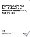Federal Scientific And Technical Workers