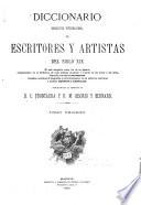 Diccionario biográfico internacional de escritores y artistas del siglo XIX ...