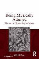 Being Musically Attuned