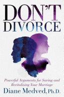 Don't Divorce [Pdf/ePub] eBook