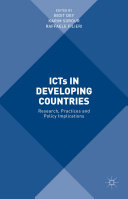ICTs in Developing Countries Pdf/ePub eBook