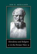 Herodotus and Religion in the Persian Wars